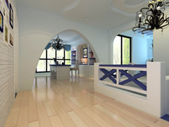 泰州地中海风格_高品质的地中海风格装修就在新居缘装饰设计有限公司