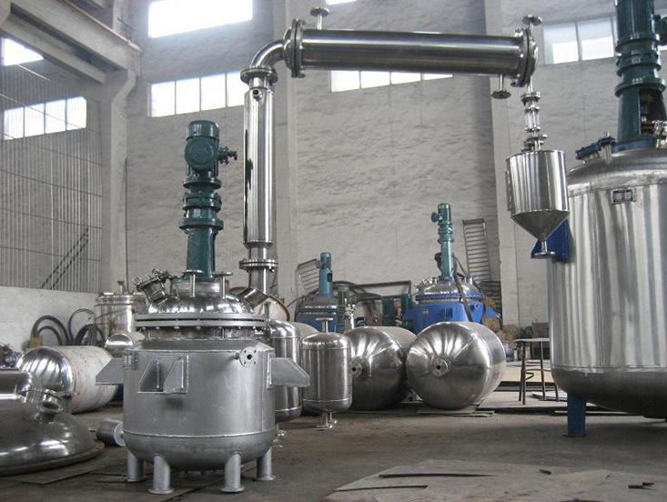 莱州泰松化工――专业的反应釜提供商|反应釜加工
