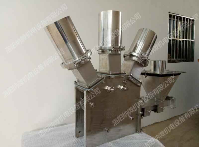 精密分级射流分级系统(150型),洛阳纳微射流分级机