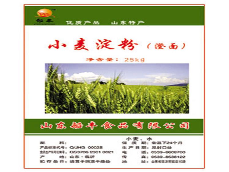 临沂豌豆淀粉批发-船丰食品供应物超所值的小麦淀粉