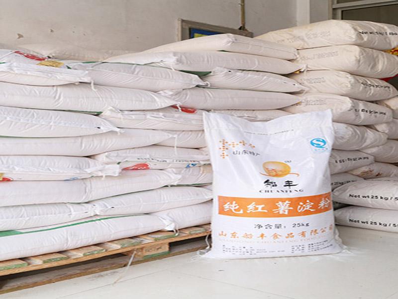 福州豌豆淀粉廠家-供應山東銷量好的紅薯淀粉
