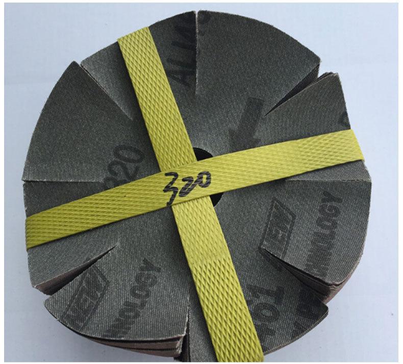 三砂磨具ALJ461八角砂品牌推荐_优质6寸八角砂