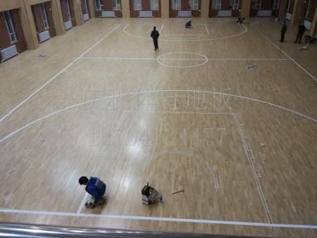 庆秋运动木地板—运动木地板施工您的明智选择