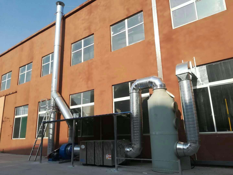 天津喷漆废气处理_济南微波废气处理厂家推荐