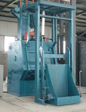 君达机械提供有品质的履带式抛丸机-履带式抛丸清理机厂家