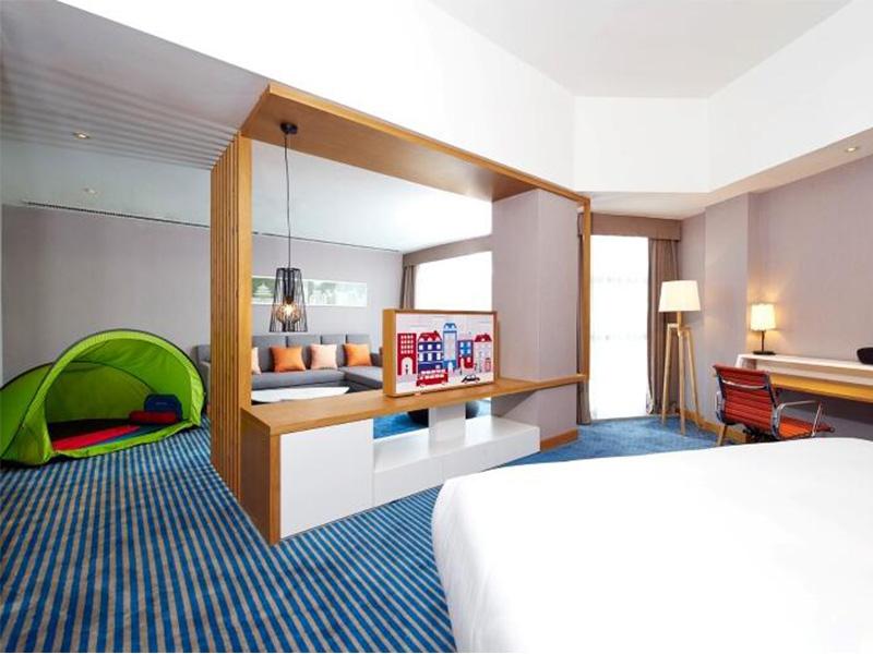 装修设计案例-广州酒店装潢哪家靠谱