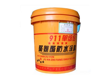 聚氨酯911防水涂料生产【拓源】聚氨酯911防水涂料厂家