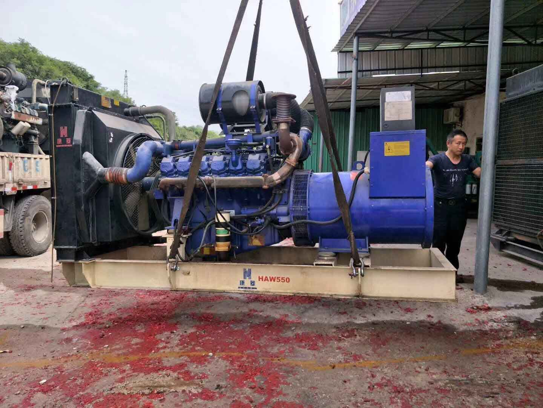 二手发电机组销售|供应郑州质量佳的河南发电机组