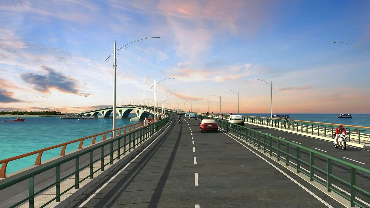成都路桥动画设计