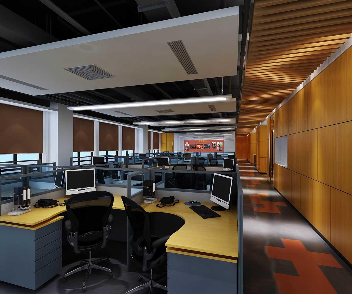 办公室装修机构-山东口碑好的办公室装修