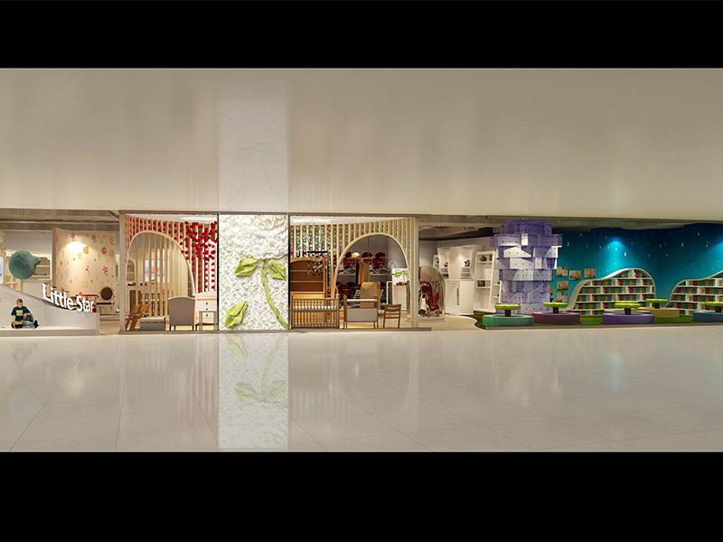 设计新颖的专卖店商铺装潢-找专业专卖店装潢认准欧飞装饰工程有限公司
