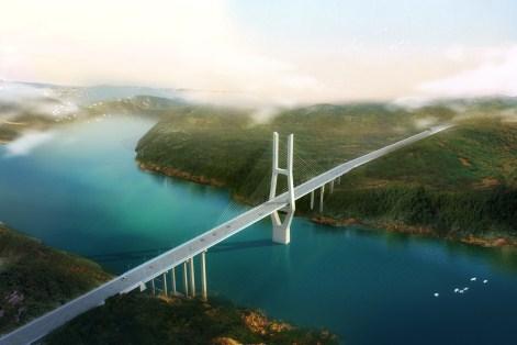 武汉高质量的平潭公铁两用桥VR系统哪里有提供 中国性价比高的桥梁VR