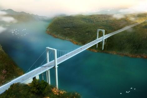 南昌bim路桥