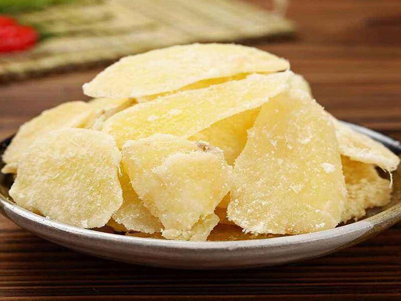 临沂地区哪里有卖糖姜片-冰糖和姜一起煮有什么功效