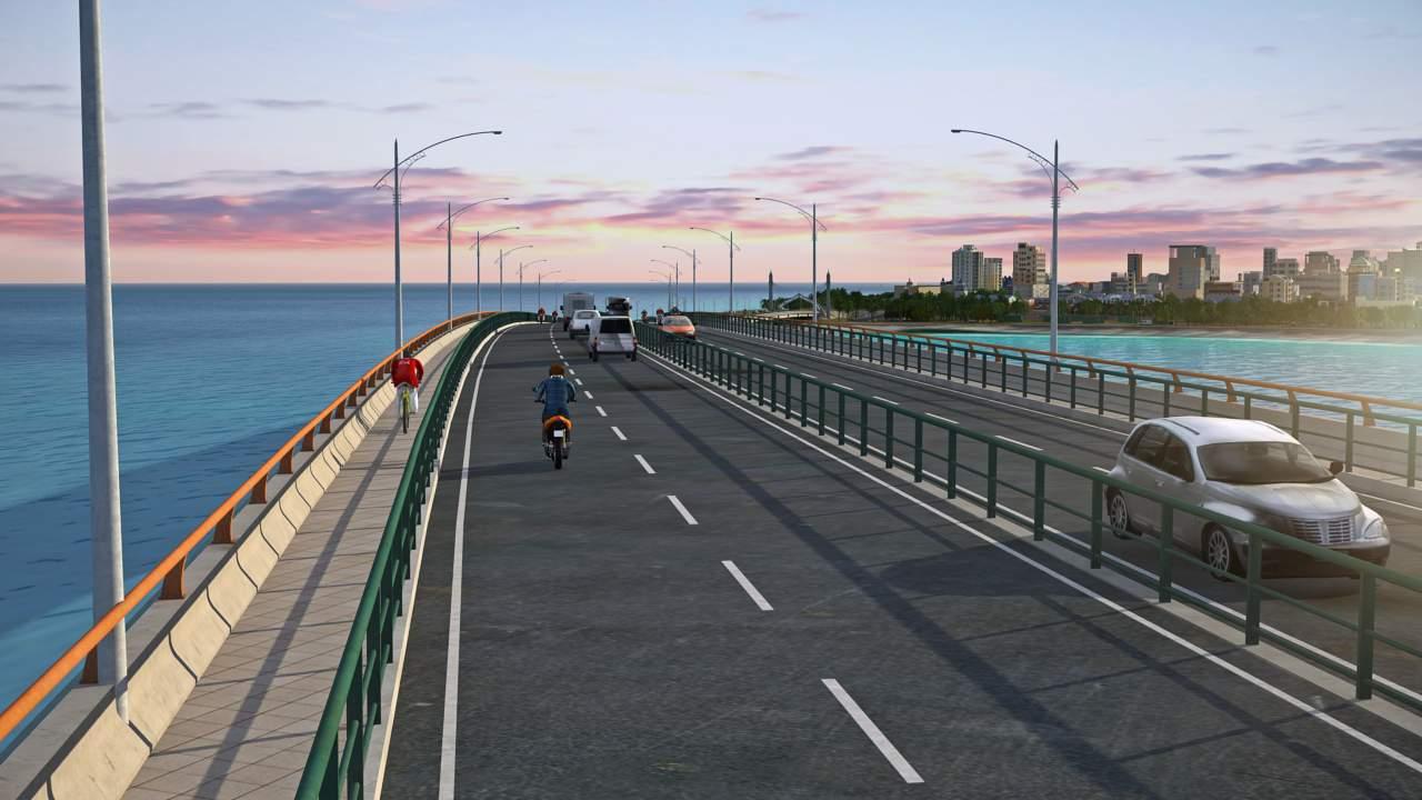 太原特大桥动画,八维时空信息技术_高端的市政动画工程服务公司