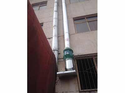 油烟净化器安装 专业的镀锌通风管道供应