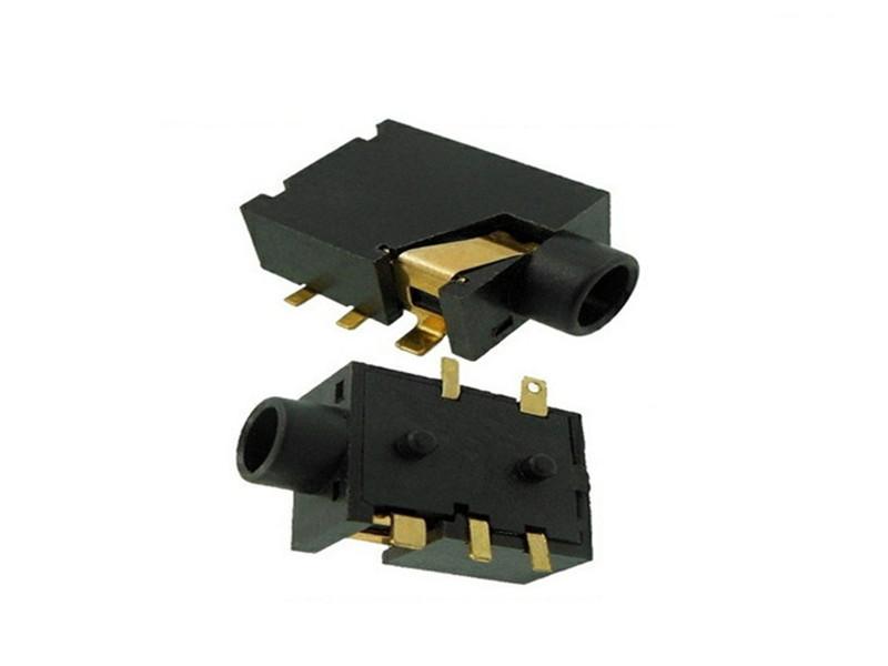 买性价比高的耳机插座,就选时晟电子|3.5SMT耳机插座