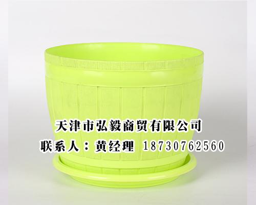 莲花盆-弘毅商贸有限公司出售划算的木桶盆