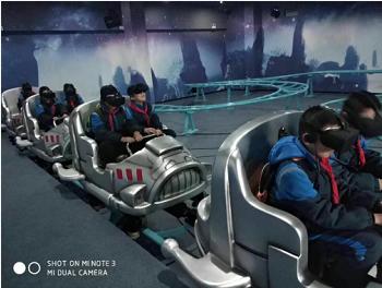 【推荐】宁波供不应求的VR过山车|VR体验馆360度视觉体验