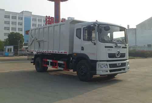 东风d9压缩式垃圾车厂家直销 质量保障