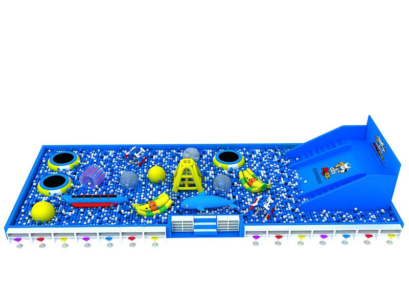海洋球厂家-信誉好的百万海洋球池供应商