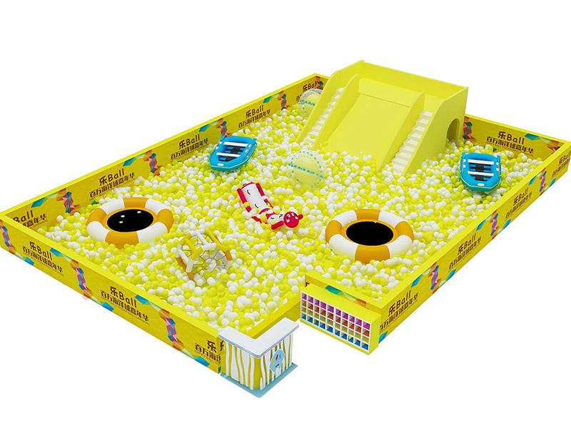 百万海洋大球池厂家|优良海洋球乐园找温州馨晨游乐设备