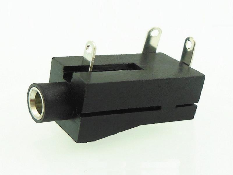 耳机插座就选时晟电子|东莞3.5mm耳机插座生产厂家