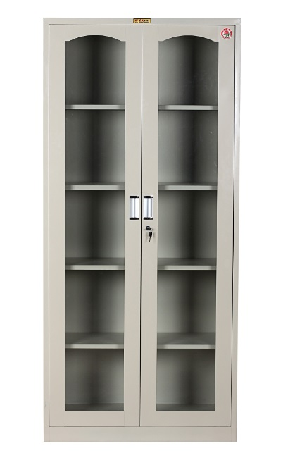玻璃门文件柜,广西办公家具批发厂家