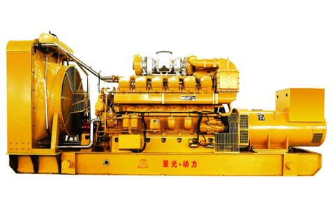 甘肃奔驰发电机组-兰州价格合理的发电组