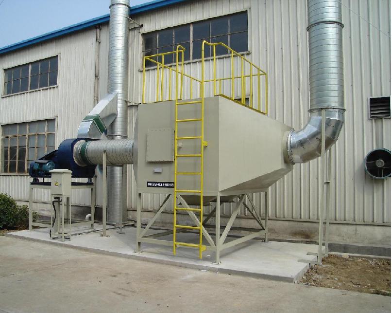 废气处理流程-青山绿水环保管家供应质量好的废气处理龙8国际官方网站