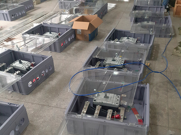 哪里可以买到划算的透明电表箱透明分支箱-XL-21