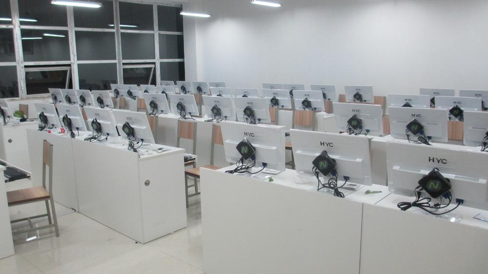 电脑机房改造云教室桌面虚拟化Ncomputing方案