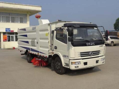 买物超所值的东风多利卡3800扫路车当然是到鸿宇专用汽车了 洗扫车价位