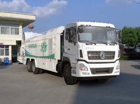 虹宇牌HYS5251TDYE5型多功能抑尘车