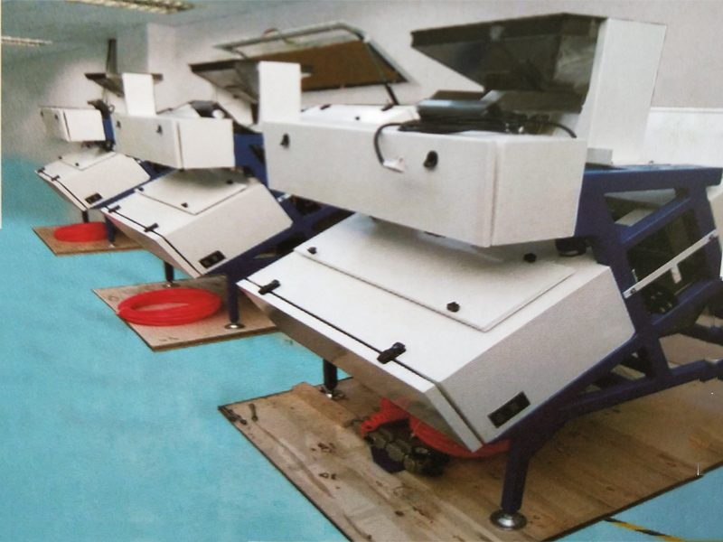口碑好的西藏色选机供应商_金顺达机械厂 CCD色选机供应