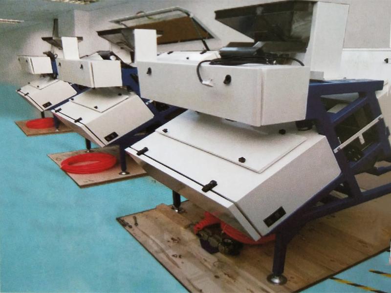 湖北色选机-金顺达机械厂新款的CCD色选机出售