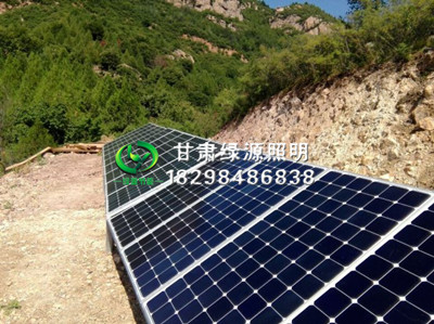 兰州太阳能光伏发电系统|兰州哪里有供应划算的太阳能光伏发电材料