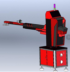 【厂家推荐】质量良好的智能冲压机械手动态-南京智能冲压机械手