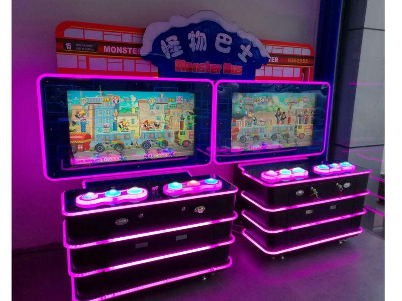 想买口碑好的游艺机怪物巴士就来广州市番禺区超想计算机 供应游艺机