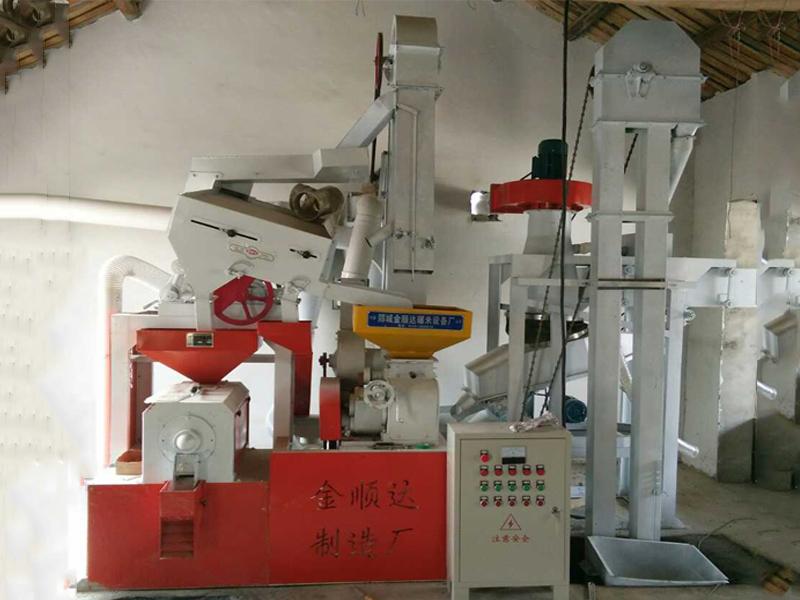 重庆成套组合碾米机直销-价格公道的成套组合碾米机在哪买