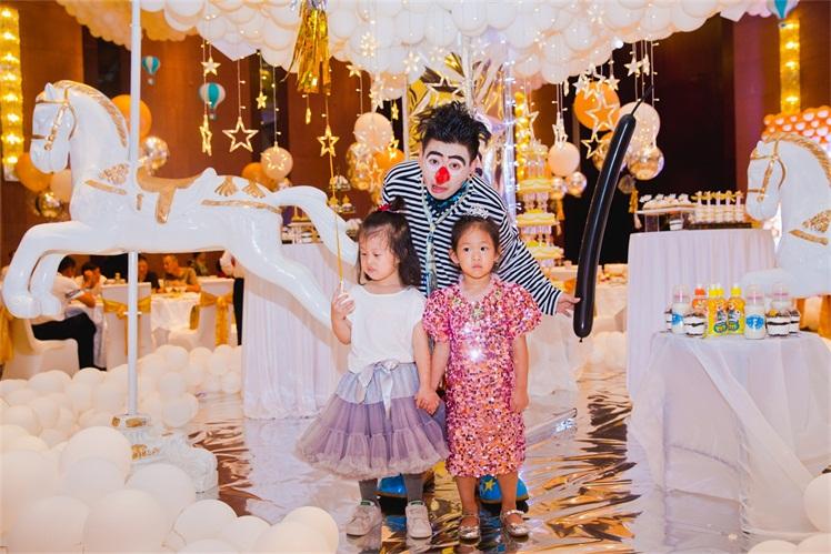 上海小丑表演