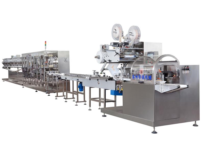 江蘇全自動高速多片裝濕巾機價格_瑞潤機械提供優惠的RRM-12F全自動高速多片裝濕巾機