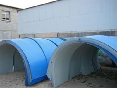 天津防雨罩供应-河北彩钢防雨罩哪家好用