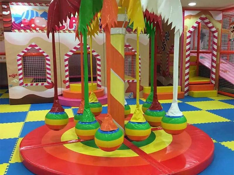 浙江专业的儿童室内乐园供应——儿童乐园信息
