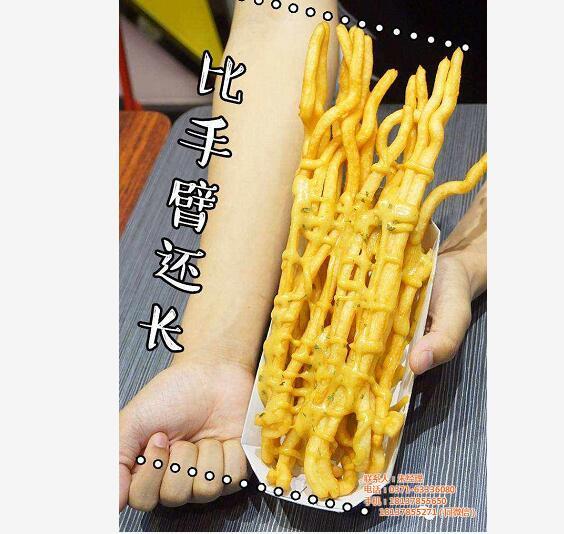 大薯条加盟