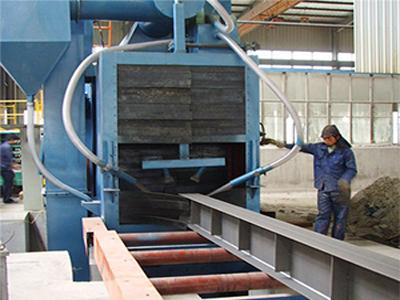 钢结构抛丸机低价出售_优良钢结构抛丸机推荐