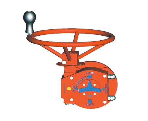 回转型阀门电动装置代理_温州友善机械WQT系列部分回转型阀门电动装置厂家