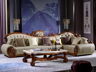 深圳优惠的大款沙发,认准欧亚美居_厚皮沙发特价