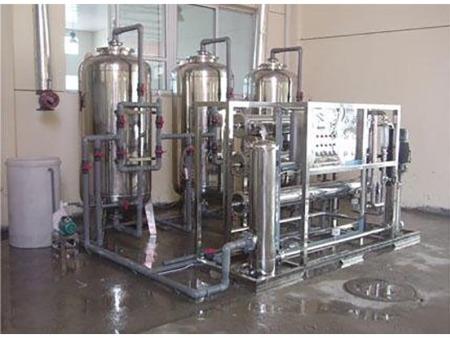 純凈水設備生產_信譽好的純凈水設備供應商_蘭州勝泰華工環保