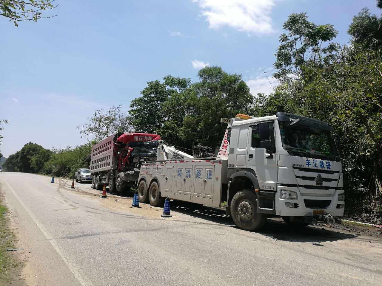 广西有实力的南宁道路救援公司|防城港24小时汽车救援